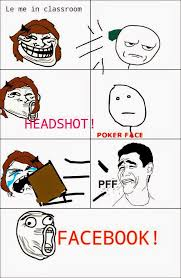 Le Me Memes - 22 meme internet le me in classroom headshot poker face facebook