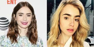 black hair to blonde hair transformations celebrity hair transformations long short brunette blonde