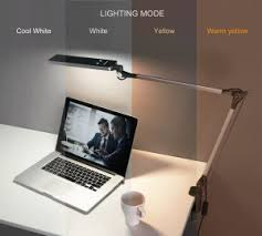 features of the best desk lamps for computer work best rated led
