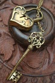heart key lock necklace images 747 best keys and locks images locks antique keys jpg