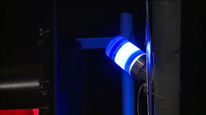 if you run a light in prairie these blue lights will