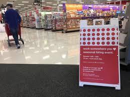 working black friday at target target hiring 2 500 seasonal workers in colorado denver7