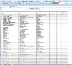Best Free Excel Templates Wedding Checklist Free Excel Template Wedding Ideas