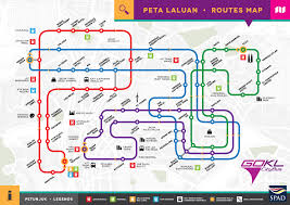 maps of kuala lumpur inc tourist maps attraction maps