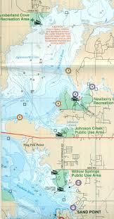 Map Oklahoma Lake Texoma Fishing Map Oklahoma Fishing Map Series A353