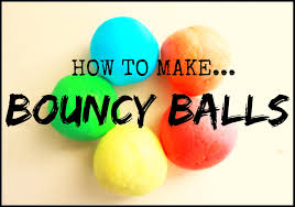 how to make bouncy balls diy kids crafts attic anatomy youtube