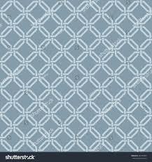 seamless vector interwoven damask trellis wallpaper stock vector