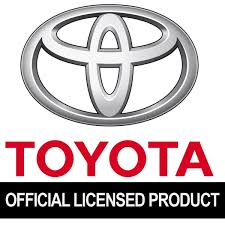 toyota product line amazon com toyota black logo tow hitch cover automotive