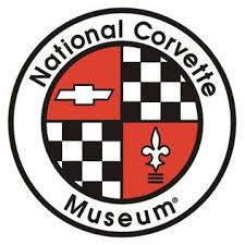 where is the national corvette museum file national corvette museum logo jpg