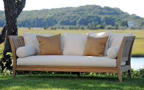Teak Sectional Patio Furniture Idea Of Teak Outdoor Sofa Nytexas