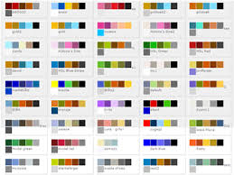 color pairing tool vre toolbar niche marketing news colorblender added an online