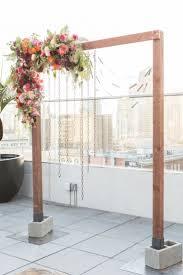 best 25 wedding arch tulle ideas on pinterest wedding alter