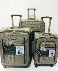 ultra light luggage sets upc 044142147629 london fog sheffield 3pc ultra light luggage set