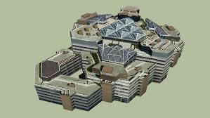 siege de la cgt siège de la cgt montreuil bat 3 3d warehouse