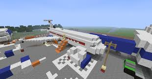 Minecraft Usa Map by Mw3 Terminal Custom Map In Minecraft Maps Discussion Maps