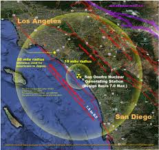 Radius Map Zip Code by Living Near A Nuclear Waste Dump The Liberal Oc