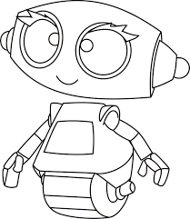 robot coloring robot coloring word tracing coloring