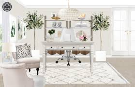 boho luxe black u0026 cream rebecca orlov interior designer havenly