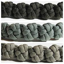 bracelet knots paracord images 54 cross knot paracord bracelet black and red striped cross knot jpg