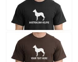 australian shepherd e cavalli australian kelpie etsy