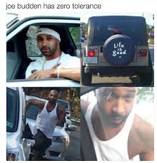 Joe Budden Memes - no tolerance for the good life angry joe budden know your meme