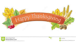 happy thanksgiving banner stock photos royalty free pictures