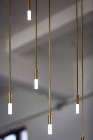 amuneal drop light american showroom