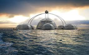 Sub Biosphere 2 | self sufficient sub biosphere 2 houses 100 people under the sea