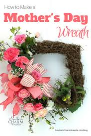 s day wreath how to make a beautiful s day wreath southern charm wreaths