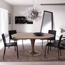 ozzio t315 eclipse legno extending table round d 118 vieffetrade