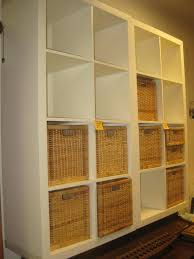Ikea Pantry Shelf Overhead Garage Storage Lowes Ikea Kallax Cube Bookcase Shelf