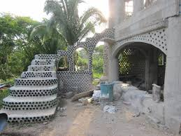building belize u0027s first earthship alongside the mayan ruins