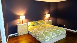 Shadow Benjamin Moore Eclectified Living Master Bedroom Update