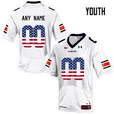 College Flag Auburn Tigers Customized Usa Flag Fashion White Ncaa College