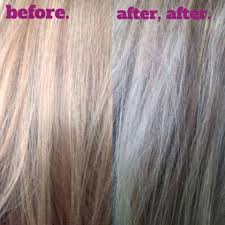 How Long To Wait Before Washing Hair After Coloring - best 25 purple shampoo ideas on pinterest shampoo for purple
