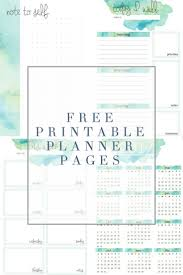 daily planner templates best 20 printable planner pages ideas on pinterest planner planner printables
