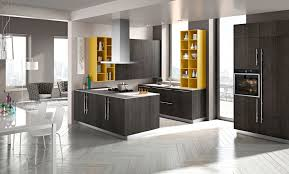 Gray And Yellow Kitchen Decor - awesome yellow and grey kitchen decor taste