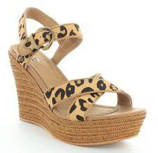 ugg platform sandals sale ugg australia wedge s boots ebay