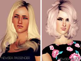 sims 3 custom content hair my sims 3 blog new hair retextures by ilts