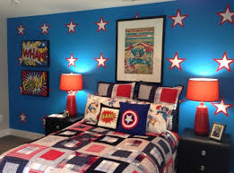 Captain America Decor Best Captain America Bedroom Photos Home Design Ideas