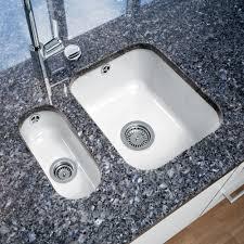 Kitchen Room Villeroy And Boch Villeroy U0026 Boch Cisterna 19 0 5 Bowl White Ceramic Kitchen Sink