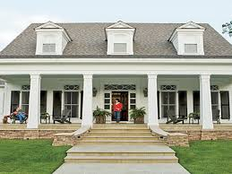 house plans with porches big southern house plans adhome
