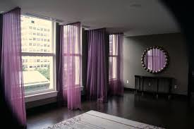 Purple Curtains Living Room Manhattan Living 8 Great Interior Decorating Tips For Your