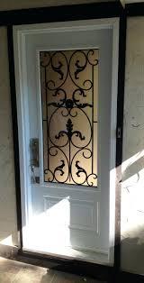 Front Door Security Gate by Doors Gates Grilles U0026 Door Grill