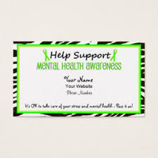 Hypnotherapy Business Cards Depression Business Cards U0026 Templates Zazzle
