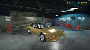 tuned 240sx car mechanic simulator 2018