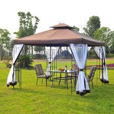 metal patio gazebo 57 patio gazebo outdoor gazebo patio furniture canopy garden
