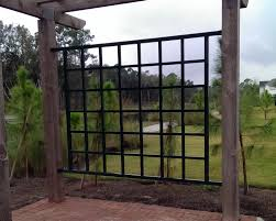 Arbors And Trellises Arbors Pergolas And Trellises Barfield Fence And Fabrication