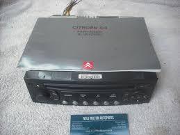 a genuine citroen c4 rds jbl radio cd player psa rd4 b5 no code