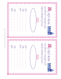 beauteous free printable birthday party invitations hp birthday